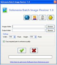 Sofonesia Batch Image Resizer