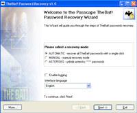 TheBat! Password Recovery