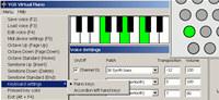 YGS Virtual Piano