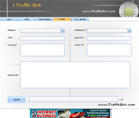 iTrafficBot Submitter