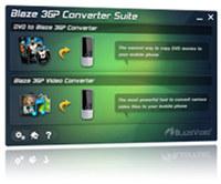 BlazeVideo 3GP Converter Suite