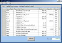 My Bill Register
