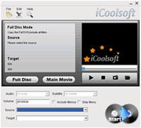 iCoolsoft DVD Copy