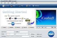 iCoolsoft DVD to WMV Converter