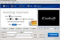 iCoolsoft PSP Movie Converter