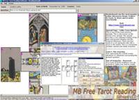 MB Tarot Reading Software