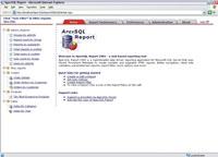 Apex SQL Report