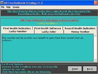 MB Kabbalah Numerology screenshot medium