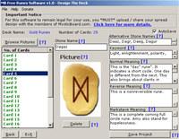 MB Runes Software
