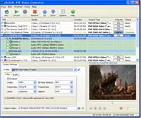 eTeSoft PSP Video Converter screenshot medium