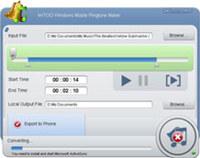 ImTOO Windows Mobile Ringtone Maker