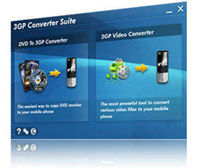 3GP Converter Suite screenshot medium