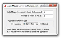 Auto Mouse Mover  screenshot medium