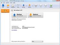 Backup to FTP OEM Backup Software