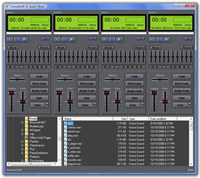 ConvexSoft DJ Audio Mixer screenshot medium