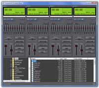ConvexSoft DJ Audio Mixer screenshot medium