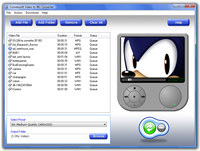 ConvexSoft Video to Wii Converter