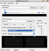 All2WAV Recorder