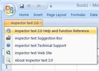 inspector text