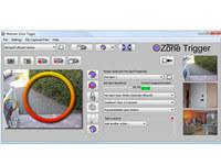 Webcam Zone Trigger