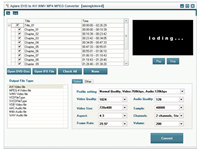 Aglare DVD to AVI WMV MP4 MPEG Converter