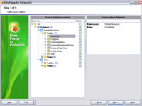 EMS Data Pump for PostgreSQL