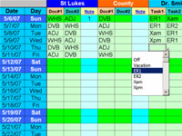 Daily Calls and Tasks for 20 Doctors screenshot medium
