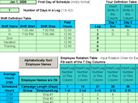 Rotating Shift Schedules for Your People screenshot medium
