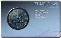 Zune Clock
