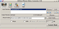 AVOne iPhone Video Converter