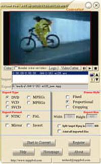 AVOne Pro AVI Video Converter