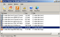Alive Video to Flash Converter