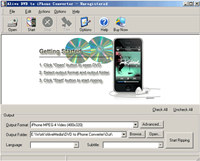Alive DVD to iPhone Converter