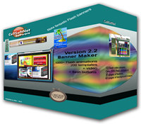 CellSoftNet Banner Maker