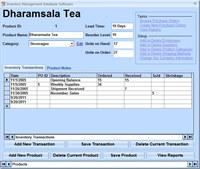 Inventory Management Database Software