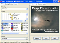 Easy Thumbnails screenshot medium