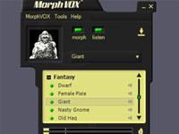 Fantasy Voices - MorphVOX Add-on