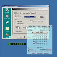 Global Time Synchronizer