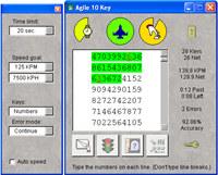 Agile 10 Key