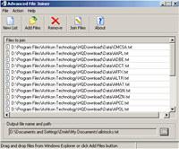 Advanced File Joiner screenshot medium