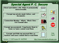 Special Agent PC Secure