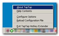 TapTap Hotkey Extender