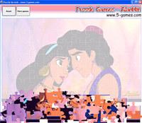 Puzzle Games - Aladdin