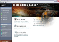 Genie Games Backup
