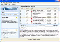 Filehand Search