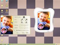 White framy screenshot medium