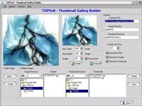 TGPSoft Thumbnail Gallery Builder