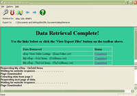 Auction Data Retriever