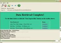 Auction Data Retriever