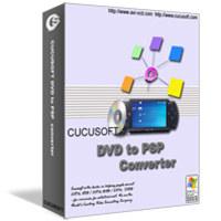 1st Cucusoft DVD to PSP Converter